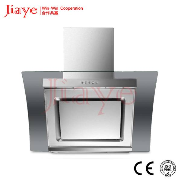 2015 new design wall mounted range hood JY-C9107