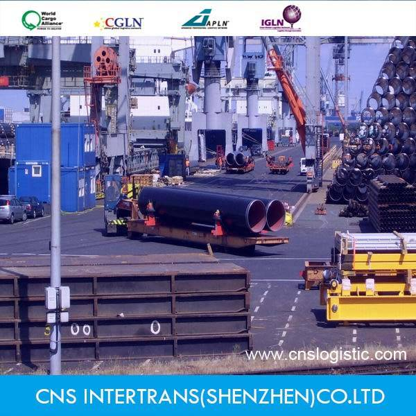 International logistics/break bulk