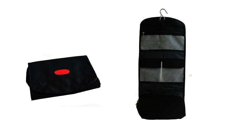 logo embossed travel toilet washing bag,cosmetic bag