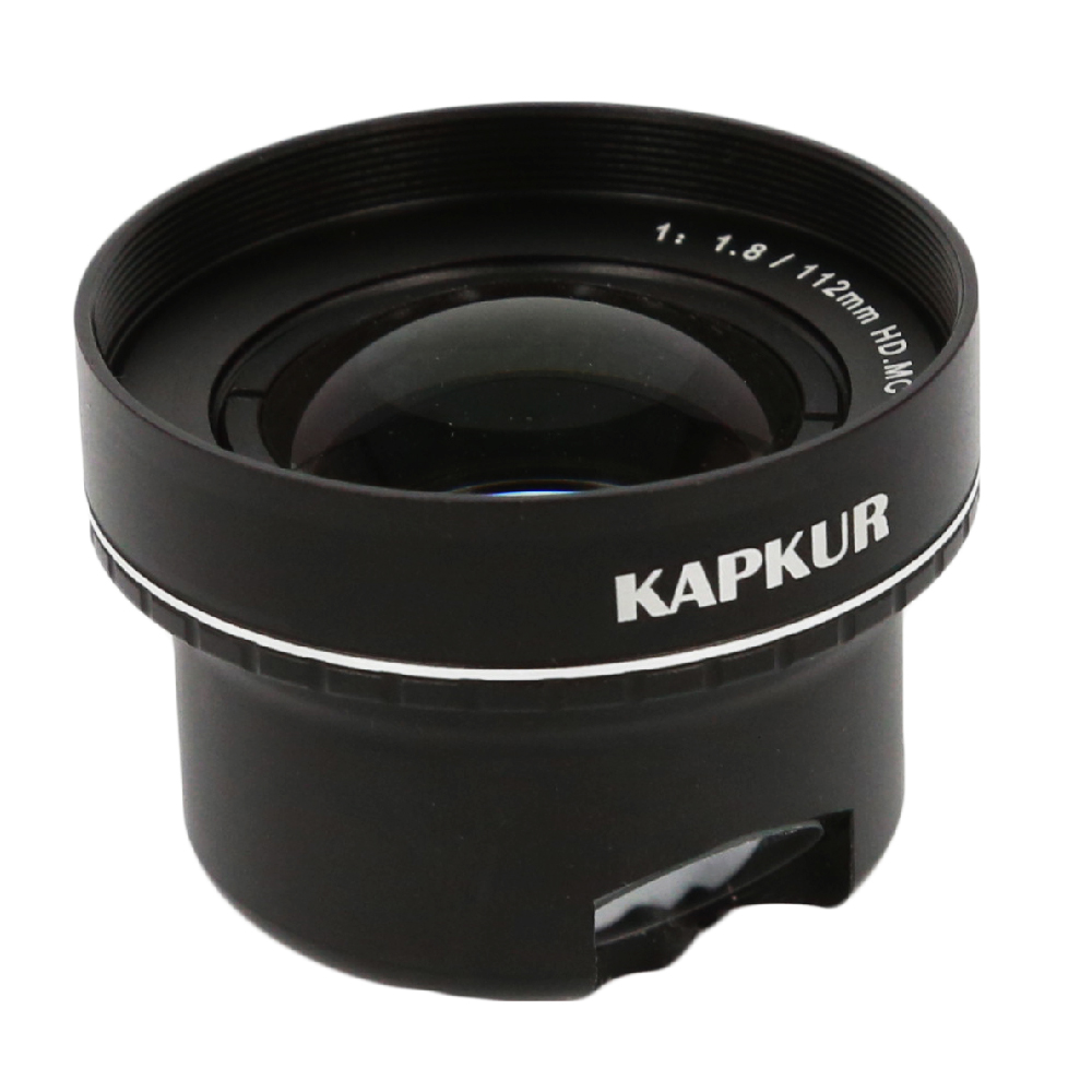 KAPKUR Mobile Phone Lens 2.0X Telephoto Lens Portrait Lens for iPhoneX