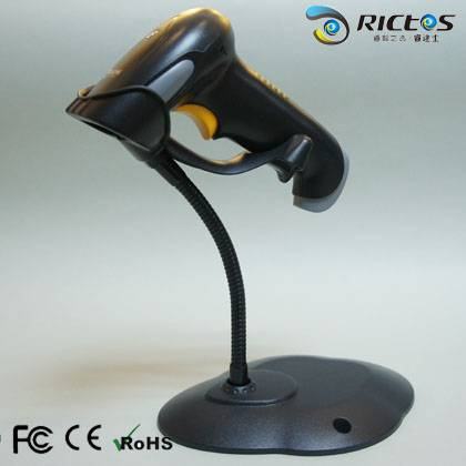 1D Auto-reaction laser barcode scanner in China