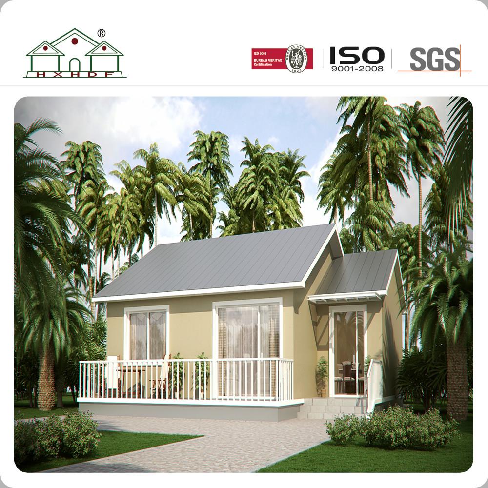 Modern Villa Low Cost Light Steel Prefab House