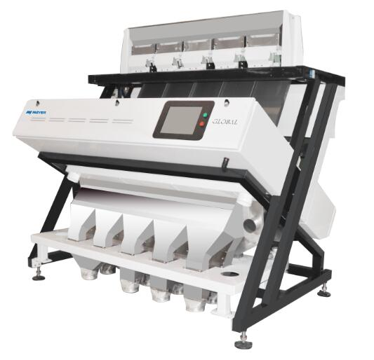 grass seeds cleaner color sorting machine optical sorter