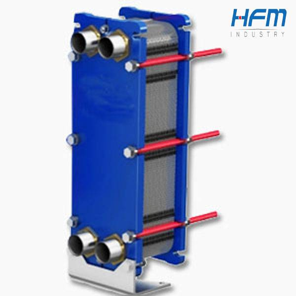 Top quality food grade alfa laval plate heat exchanger