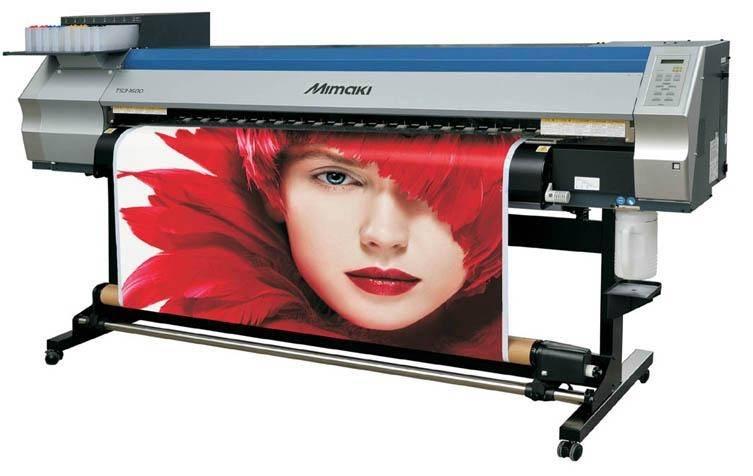 MIMAKI TS3-1600 Dye Sublimation Textile Printer