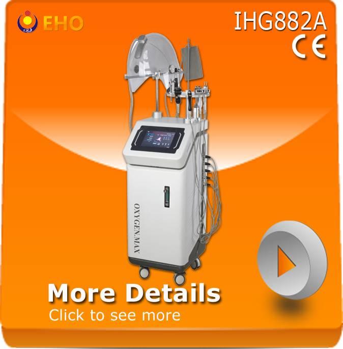 CE Multi-Functional Beauty Equipment oxygen jet peel machine