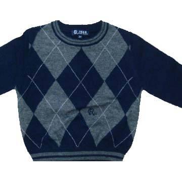 Boy Wool Sweater