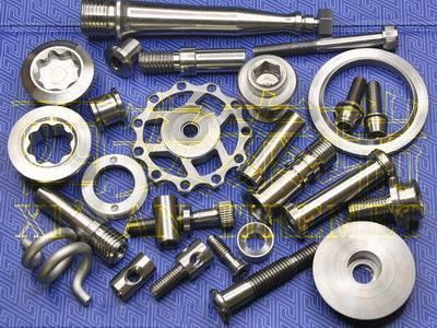 Titanium bicycle parts,Titanium bike parts