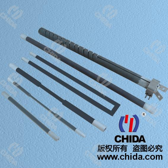 hot sales of silicon carbide(SiC) heating element, SiC heating rod