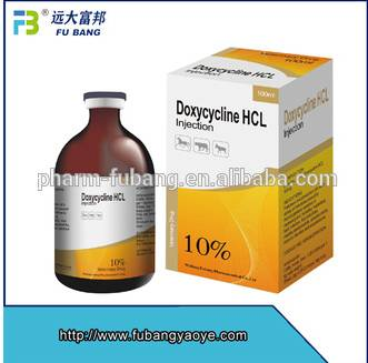 Factory direct supply  Doxycycline Hyclate Injection