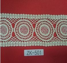 cotton embroidery lace