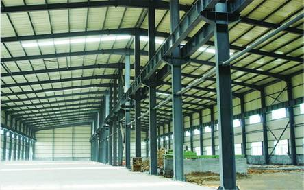 steel structure warehouse(HX12015)