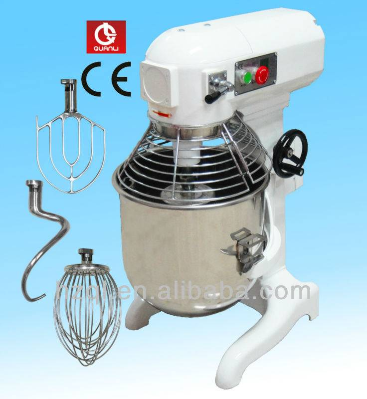 10L multifunction stand food mixer/planetary food mixer/multifunction food mixer
