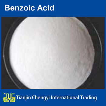 Supplier of made in China high quality benzoic acid price