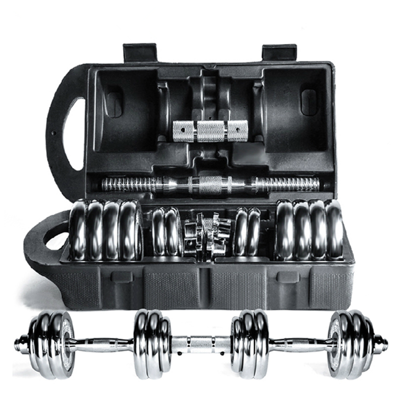 Gym Weights 15KG/20KG Barbell Dumbbell Set
