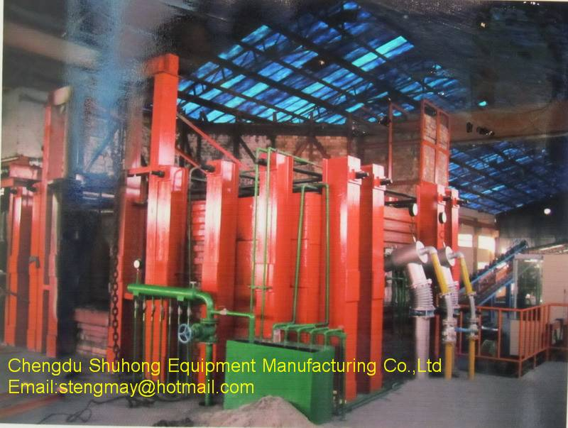 Copper Scrap Refining Furnaces