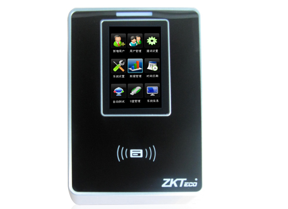 RFID Card Access Control With TCP/IP RS232/485 USB Door Access Control Machine SC700
