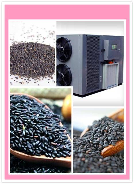 Hot Selling High Temperature Sesame Dryer Machine With Factory Price