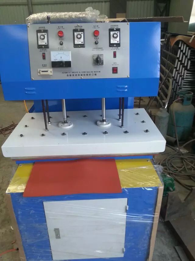 automatic blister card packing machine