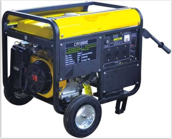 Manufactory and good quality!gasoline electric generator