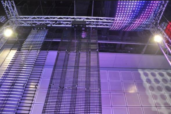 outdoor event LED lighting truss Exhibition truss