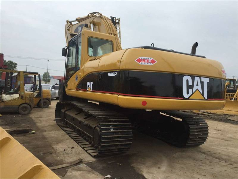 Used Caterpillar Crawler Excavator(325C)