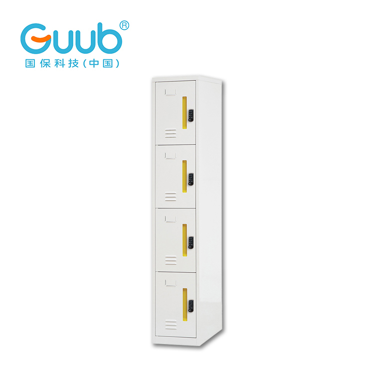 Factory price steel locker cabinet, new design metal storage locker for gym