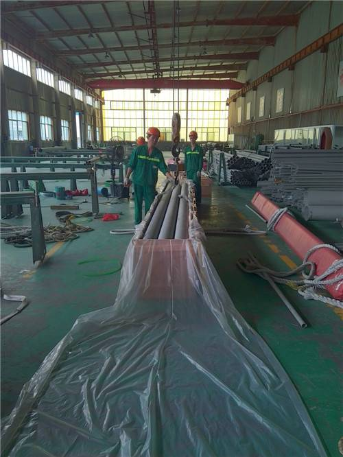 JIS G3459 stainless steel seamless pipes
