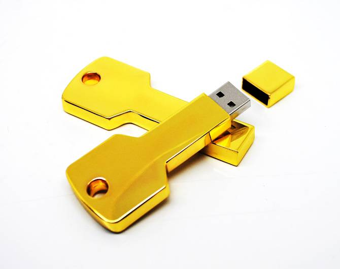 Wholesale Fashion 4GB Business USB Flash Drive