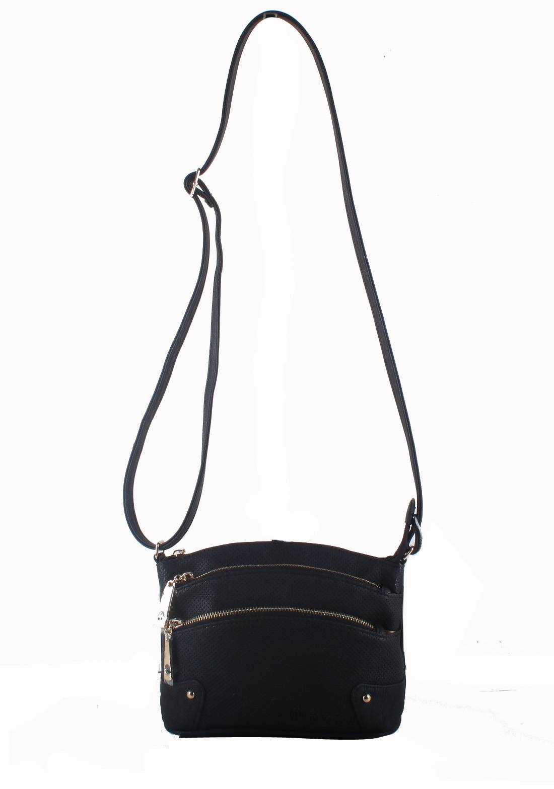 2015 fashion design Multi-Pocket Cross-body lady PU Purse Bag