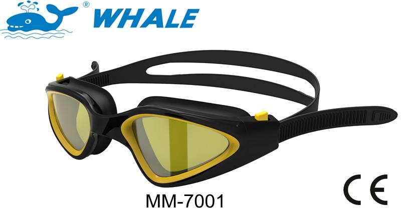 High quality professional anti-fog swimming goggles