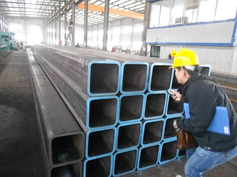 Welded Steel Pipe Rectangular & Square