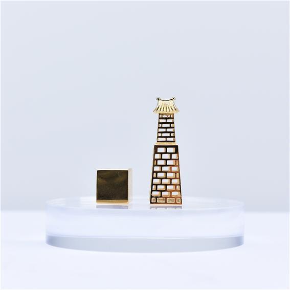 DO00006 Metallic Stamp