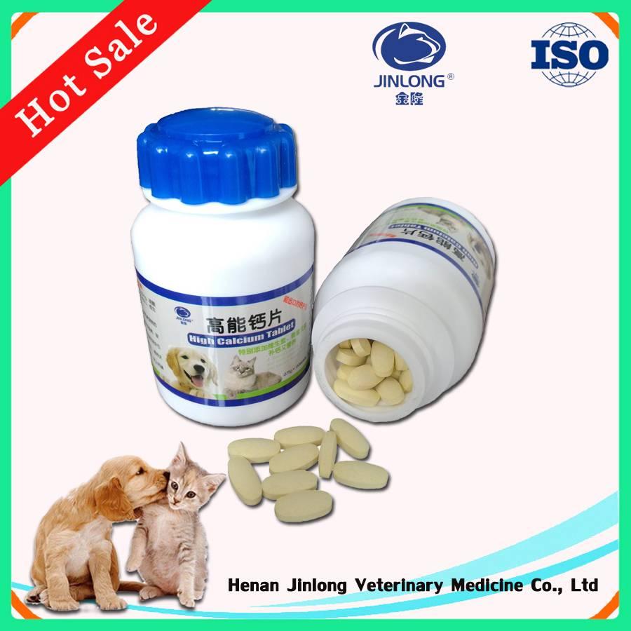 Pet Medicine for Dog Vitamin Supplement High Calcium Tablet