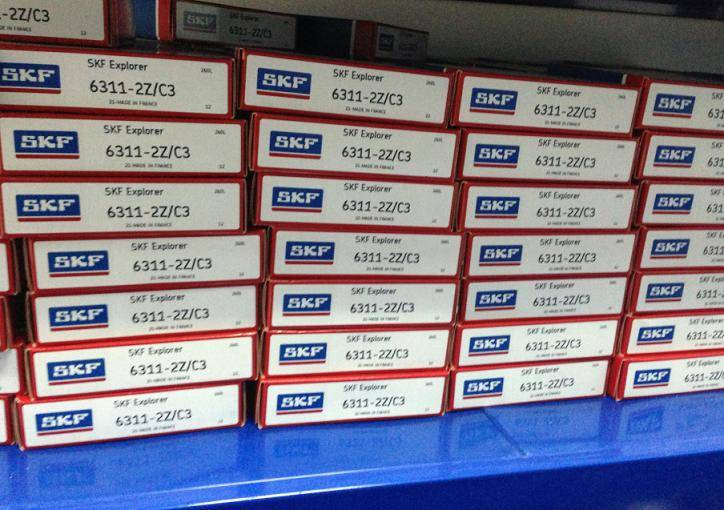 SKF 6311-2z/c3 deep groove ball bearing