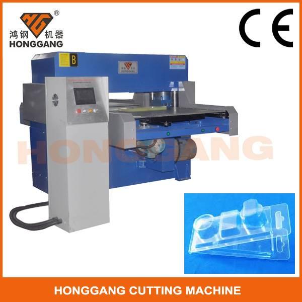 hydraulic click cut off machine