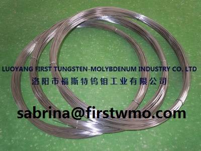 Black Molybdenum Wire/Mo Wire