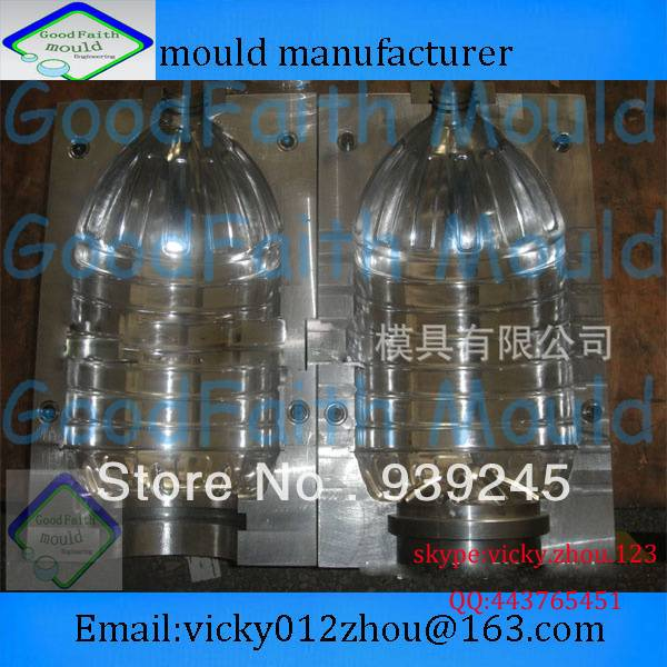 factory mainly make different size bottle blowing mold