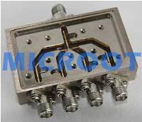 0.02-0.5GHz  SP4T RF Switch - MSW4-0A2005R