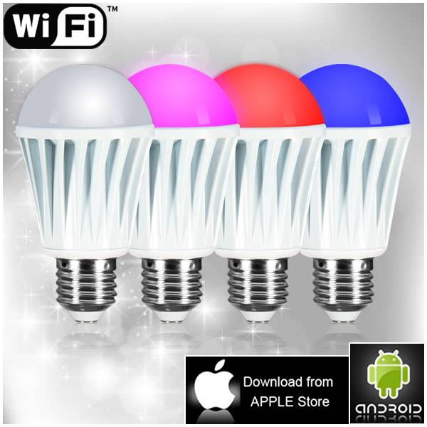 magic led light bulb wifi smart home lighting