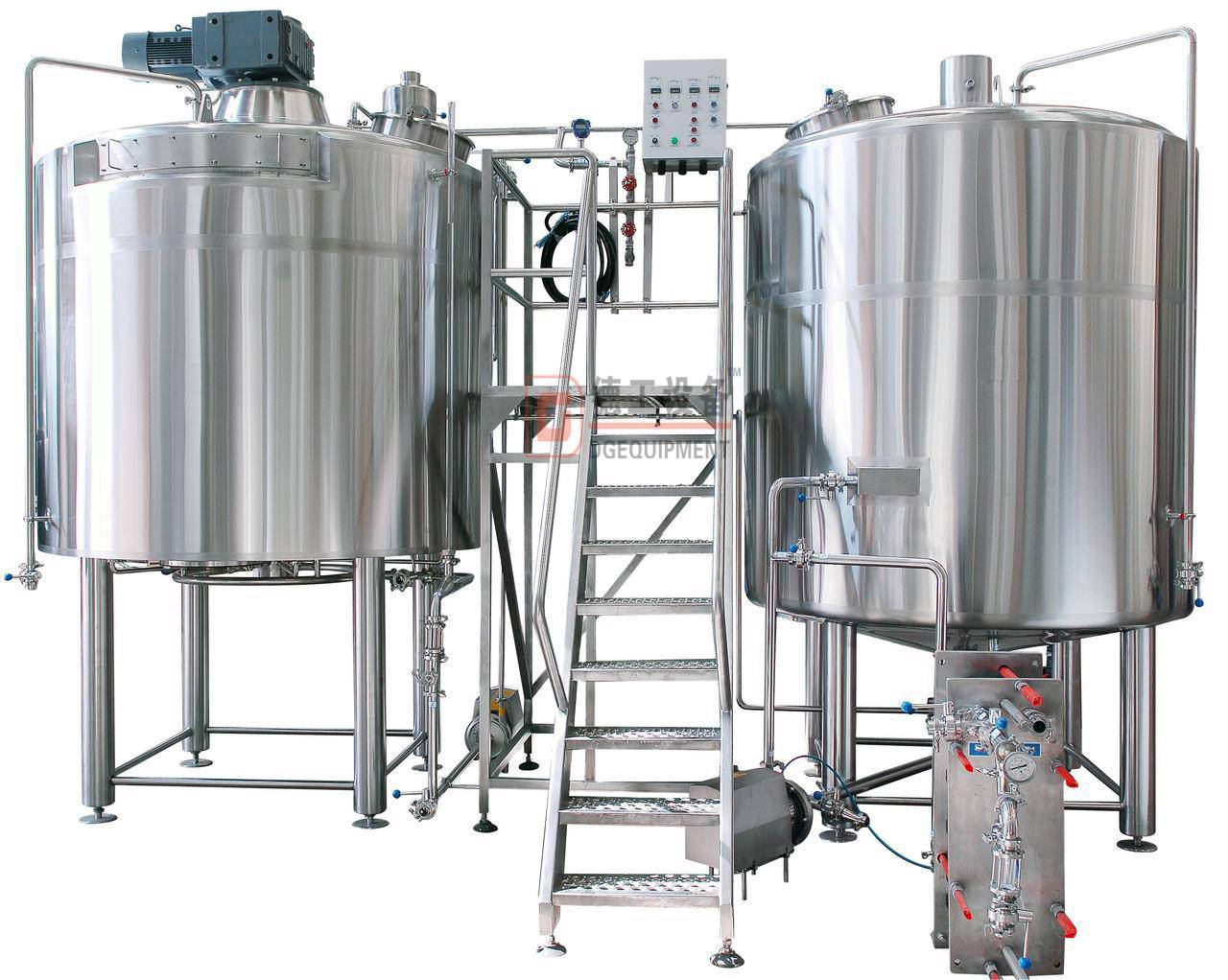 1500L China beer brewing tanks,beer making/fermentation equipment for sale | degong