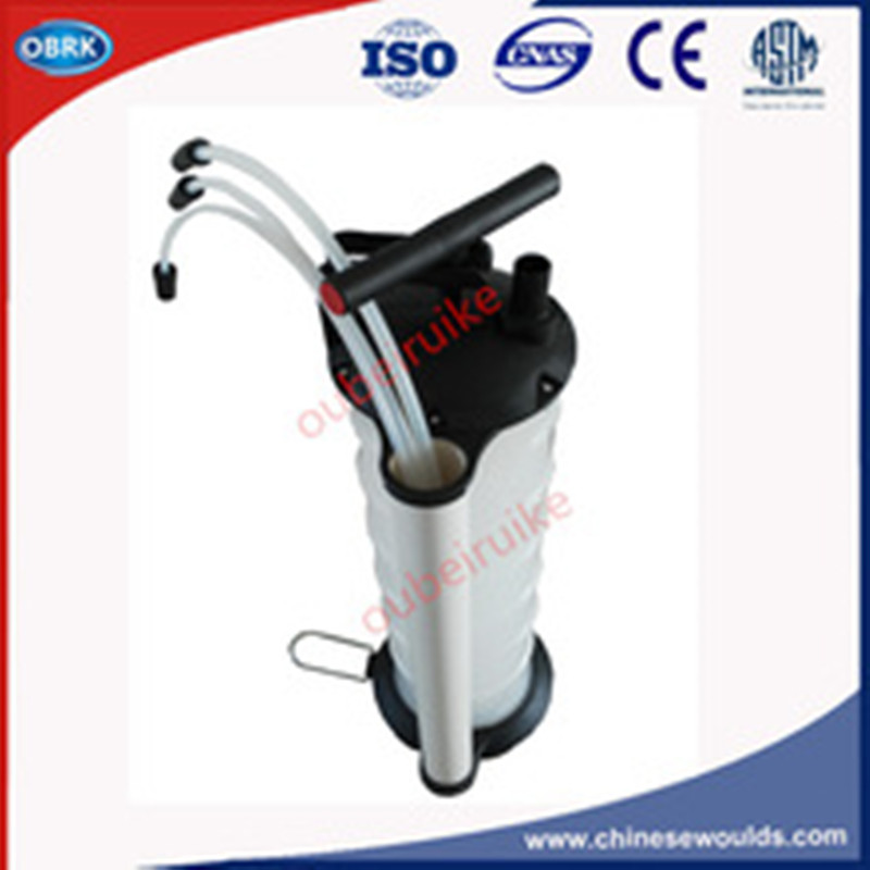 competitive price 7L Portable Mobile Oil & Fluid Extractor