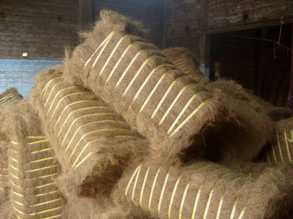 Top grade coconut fibre