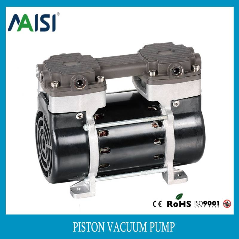 220V ac silent piston vacuum pump