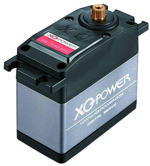 Servo XQ-S5040D 40kg High Torque XQ-POWER Digital Servo Metal Gears