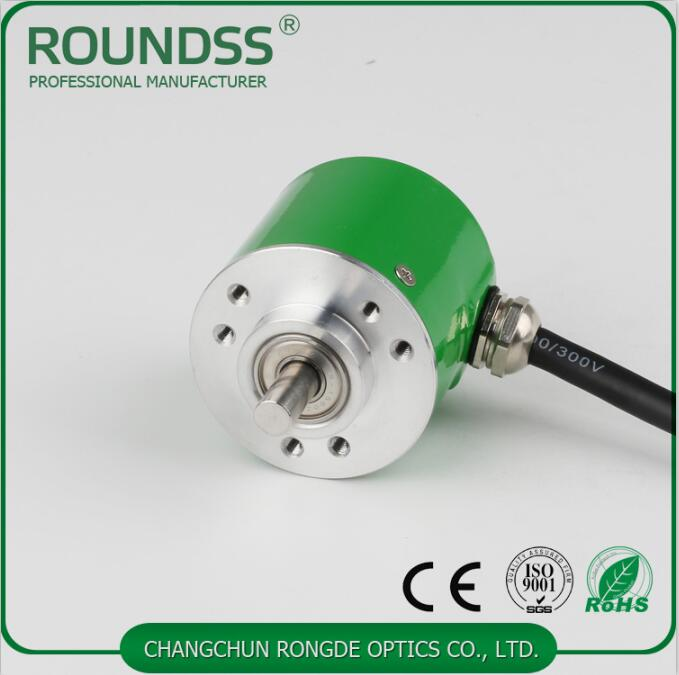 6mm Solid Shaft Rotary Encoder