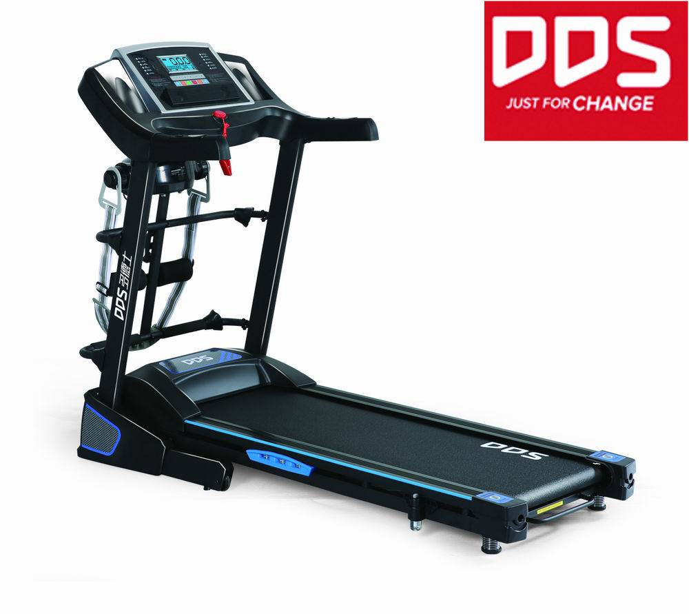 DDS 868 2018 new fitness treadmill electric treadmill running machine
