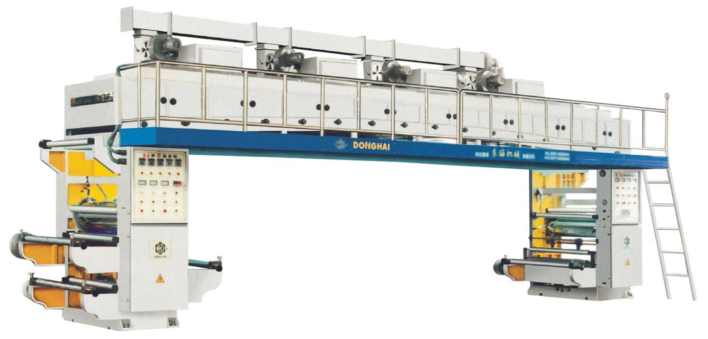High Speed Dry Method Laminating Machine (GF600-1200C)