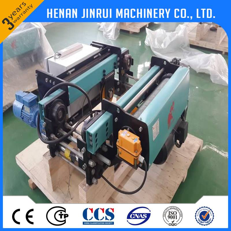 Industrial Lifting Equipment Wire Rope Electric Hoist