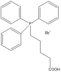 4-Carboxybutyl triphenylphosphonium Bromide